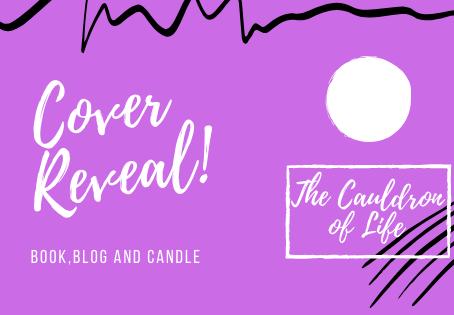 Cover Reveal: The Cauldron of Life - Caroline Logan