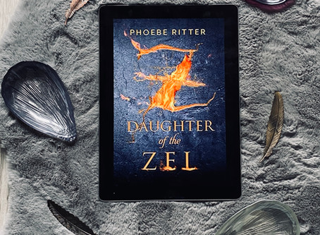 Daughter of the Zel - Phoebe Ritter (Book Blog Tour)