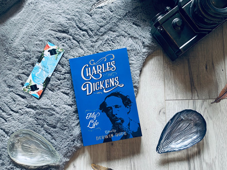 Charles Dickens: My Life - Derwin Hope (Blog Tour)