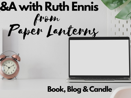 Q&A with Ruth Ennis from Paper Lanterns