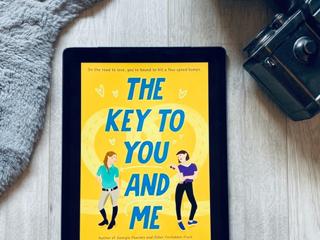 Review: The Key To You & Me by Jaye Robin Brown (ARC)