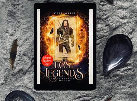 The Lost Legends - Cait Marie (ARC)