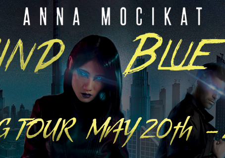 Behind Blue Eyes - Anna Mocikat (Blog Tour)