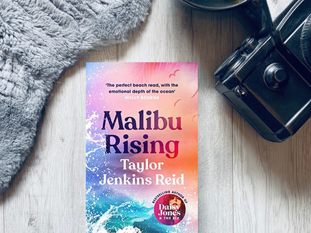 Book Review: Malibu Rising by Taylor Jenkins Reid (ARC)