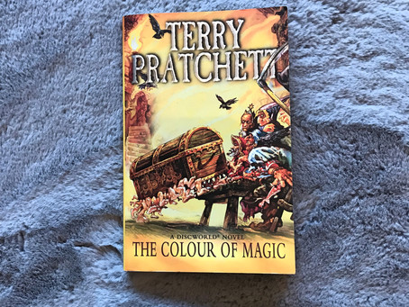 The Colour Of Magic - Terry Pratchett