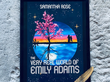 The Very Real World of Emily Adams - Samantha Rose (Blog Tour)