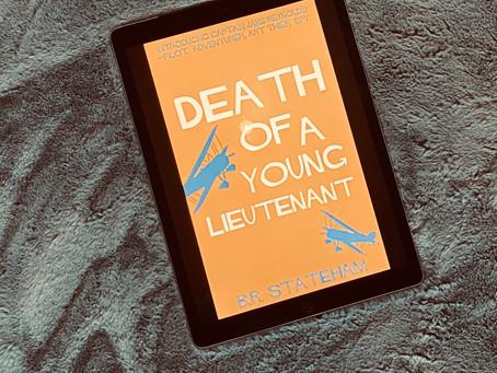 Death of a Young Lieutenant - B.R. Stateham (Book Tour)