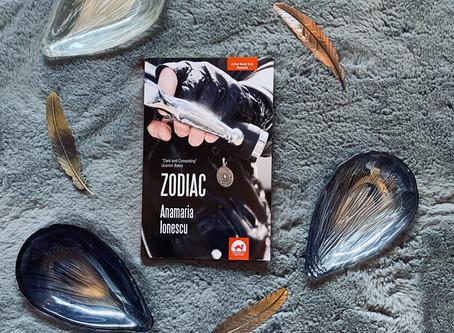 Zodiac - Anamaria Ionescu (Book Blog Tour)