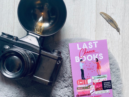 Book Review: Last Chance Books by Kelsey Rodkey (ARC)
