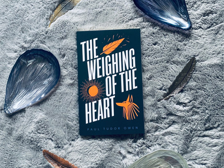 The Weighing of the Heart - Paul Tudor Owen (Blog Tour)