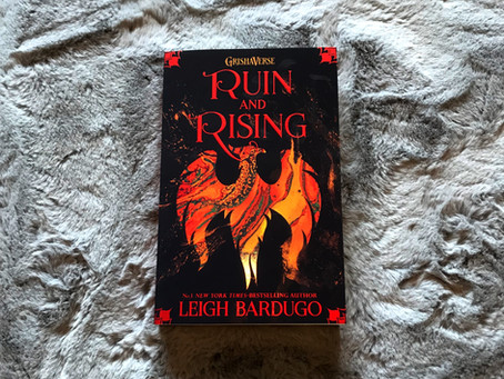 Ruin & Rising - Leigh Bardugo