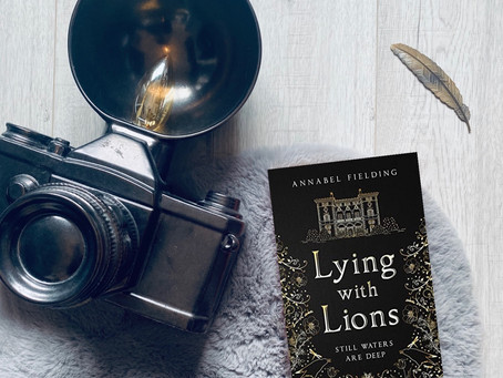 Book Review: Lying With Lions by Annabel Fielding (ARC)