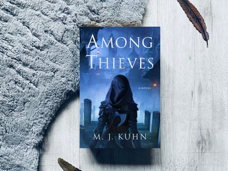 Book Review: Among Thieves by M.J. Kuhn (ARC)