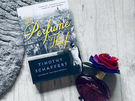 Book Review: The Perfume Thief by Timothy Schaffert (ARC)