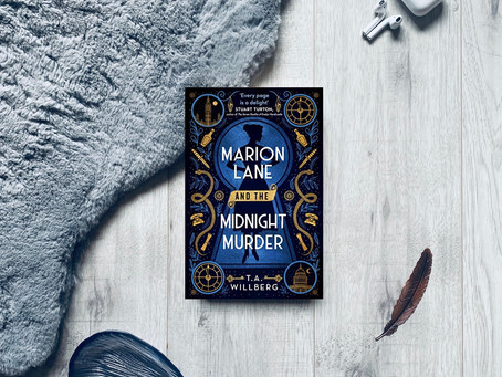 Book Review: Marion Lane & The Midnight Murder (ARC)