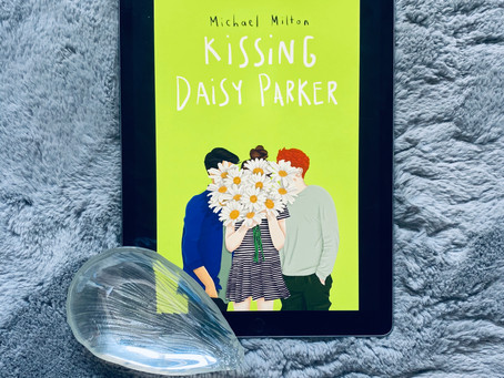 Kissing Daisy Parker - Michael Milton (Blog Tour)