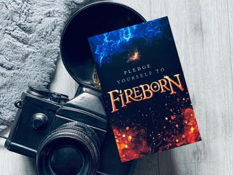 Book Review: Fireborn by Aisling Fowler (ARC)