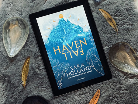 Havenfall (Extract) by Sara Holland