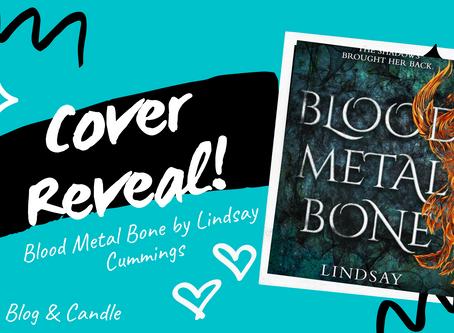 Cover Reveal: Blood Metal Bone by Lindsay Cummings