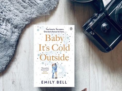 Book Review: Baby It's Cold Outside by Emily Bell