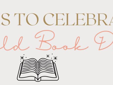 Books to celebrate World Book Day!