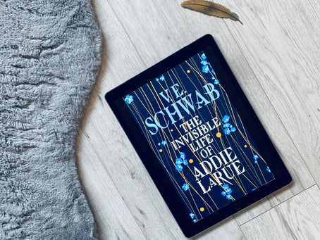 The Invisible Life of Addie LaRue - V.E. Schwab (ARC)