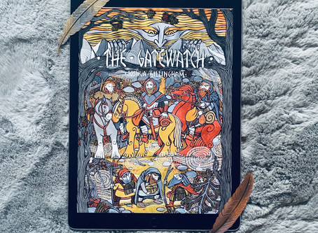 The Gatewatch - Joshua Gillingham