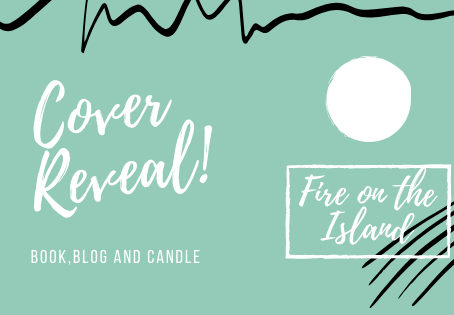 Cover Reveal: Fire on the Island - Timothy Jay Smith