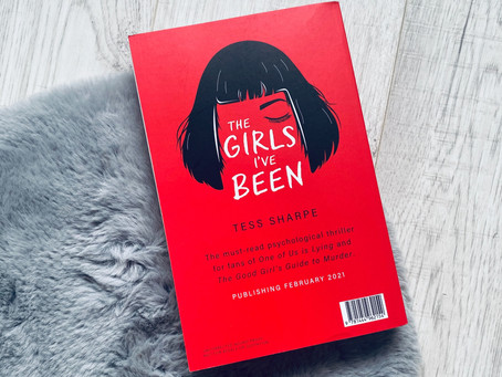 Review: The Girls I've Been - Tess Sharpe (Blog Tour)