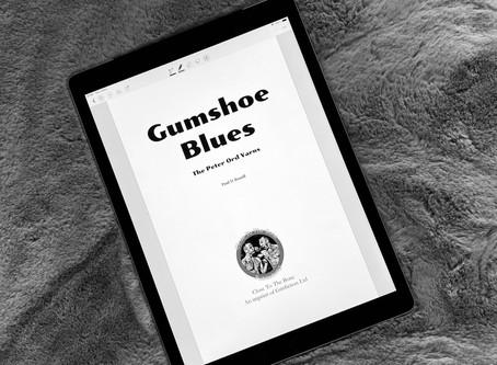 Gumshoe Blues - Paul D Brazill  (Book Tour)