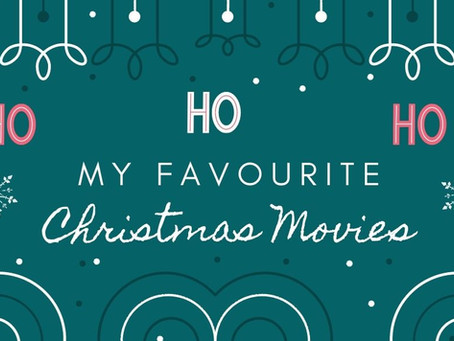 My Favourite Christmas Movies! ✨