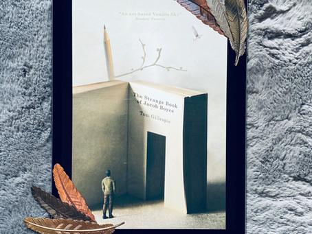 The Strange Book of Jacob Boyce - Tom Gillespie (Blog Tour)