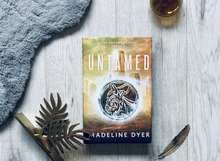 Untamed - Madeline Dyer (Blog Tour + INTL Giveaway)