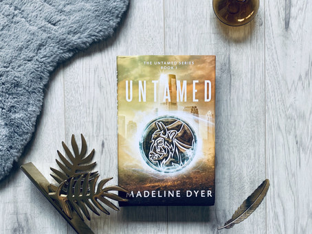Untamed - Madeline Dyer (Blog Tour + INTL Giveaway)