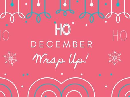 December 2020 Wrap Up!