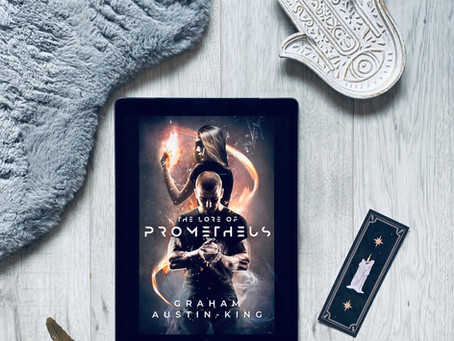 Review: The Lore of Prometheus - Graham Austin-King (Blog Tour)