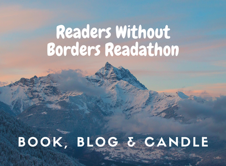 Readers Without Borders Charity Readathon: Check In