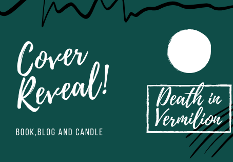 Cover Reveal: Death in Vermilion by Barbara Elle