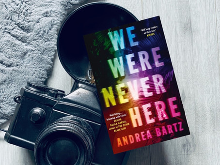 Book Review: We Were Never Here by Andrea Bartz (ARC)