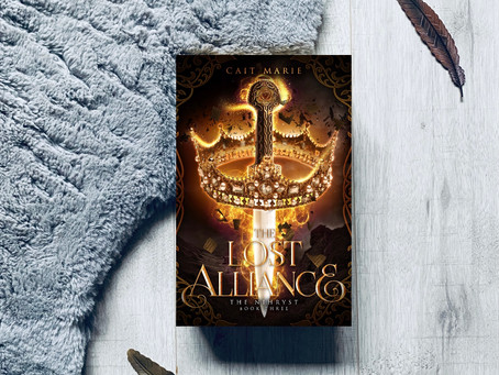 Book Review: The Lost Alliance by Cait Marie