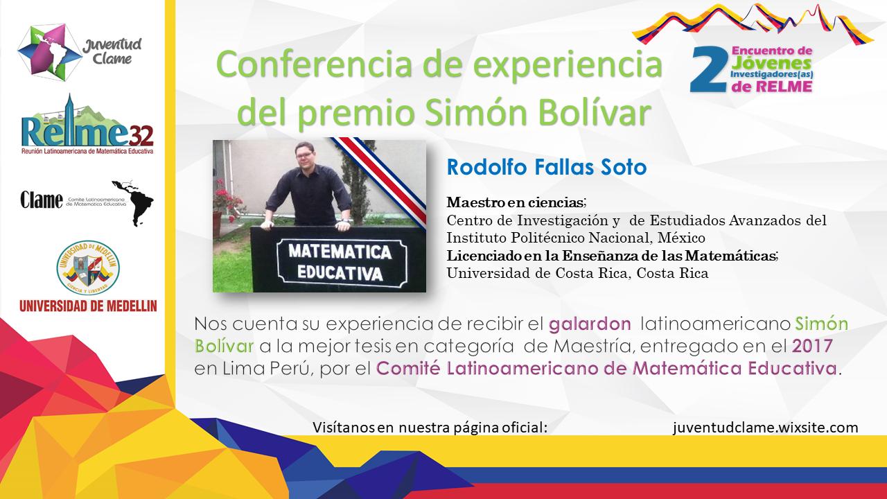 Premio Simón Bolívar