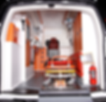 ambulans dolabı