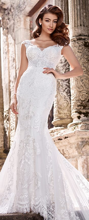 Fit & Flare / Lace & Beading