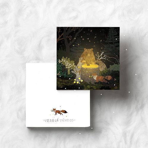 Christmas card / Vánoční přání