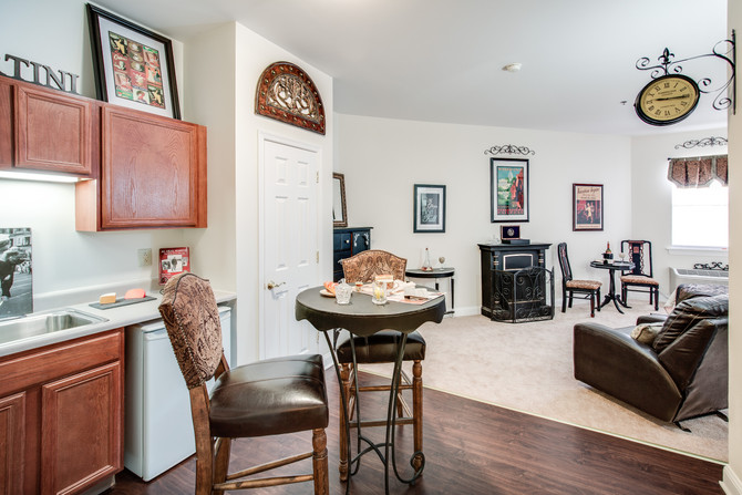 Residential Staging