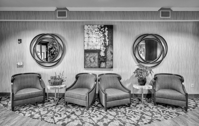 Latest Commercial Interior Design Shoot