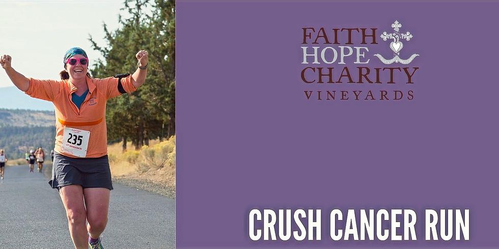 Crush Cancer 5K, 10K, & Half Marathon