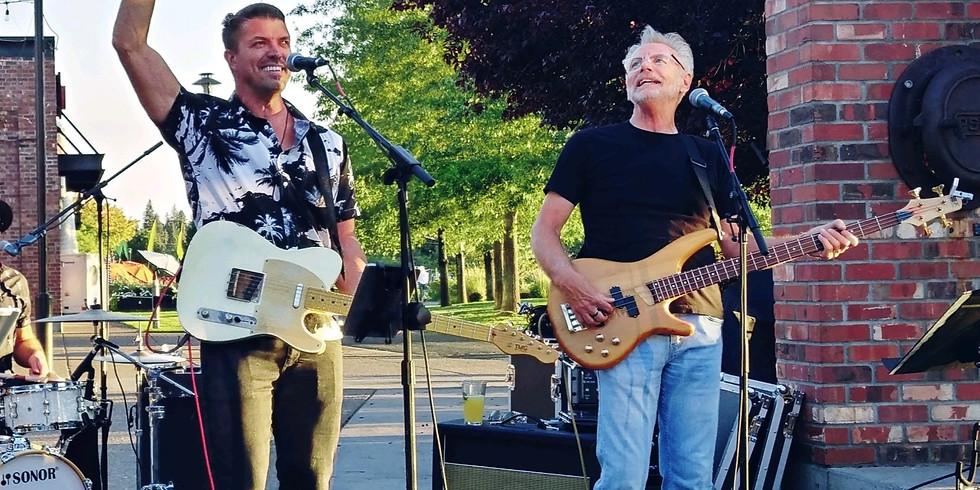 Live at the Vineyard: Matt, Max, & Casey of Hight St. & Precious Byrd