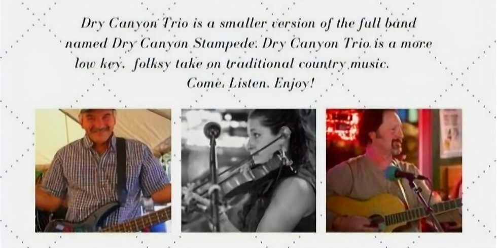 Live at the Vineyard: Dry Canyon Stampede Trio