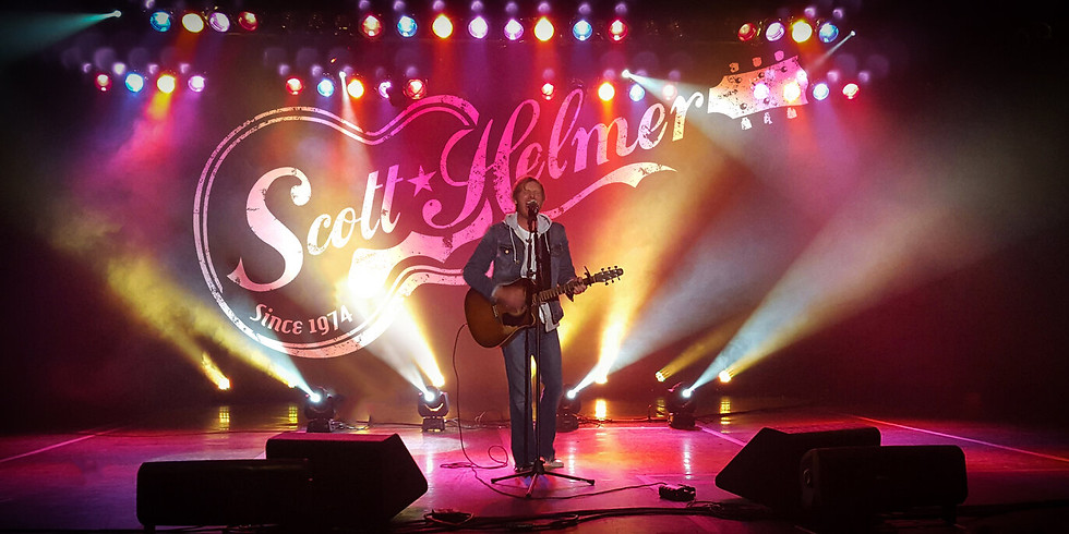 Live at the Vineyard: Scott Helmer .... Advance Ticket Purchase Required